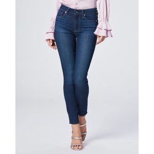 Paige High-Rise Skinny Ankle Jeans